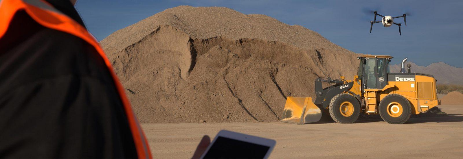 drone excavations